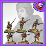 Soviet Riflewomen