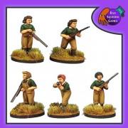 Women's Land Army (Shotguns)