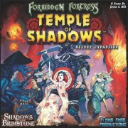 Boite de Shadows of Brimstone - Forbidden Fortress : Temple of Shadows Deluxe Expansion