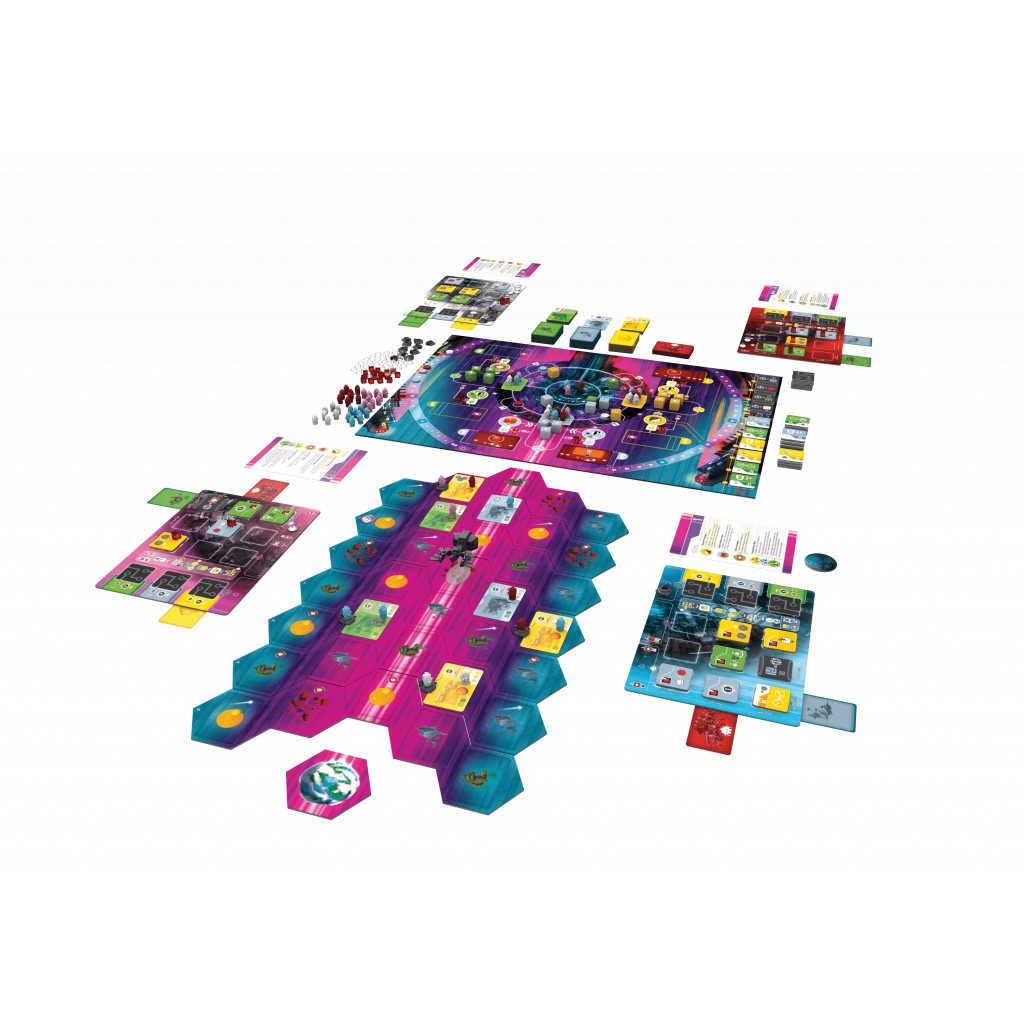 Buy Black Angel Board Game Pearl Games