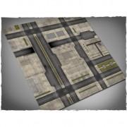 Terrain Mat PVC - Cityscape #2 - 120x120
