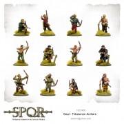 SPQR: Gaul - Tribesmen Archers