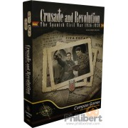 Crusade and Revolution: The Spanish Civil War, 1936-1939 - Second Edition