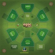 Game Mat: Tiny Epic Western