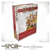 SPQR: Gaul - Mercenaries - Numidian Skirmichers