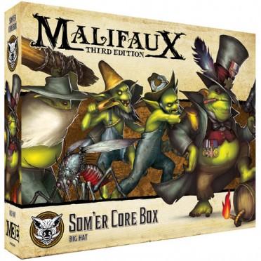 Malifaux 3E - Bayou - Som'Er Core Box