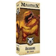 Malifaux 3E - Bayou - Akaname