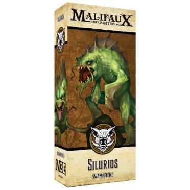 Malifaux 3E - Bayou - Silurids