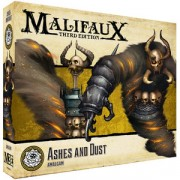 Malifaux 3E - Outcast- Ashes and Dust