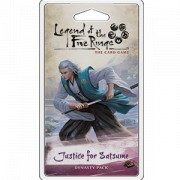 Legend of the Five Rings : The Card Game - Justice for Satsume