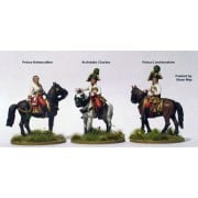 Early mounted Austrian  High Command