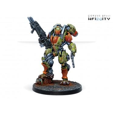 Infinity - Yu Jing - Mówáng Troops (MULTI Rifle/ Red Fury)