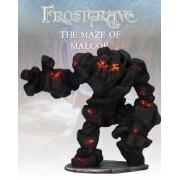 Frostgrave - Coal Man