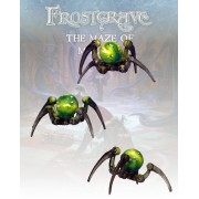 Frostgrave - Glass Spiders