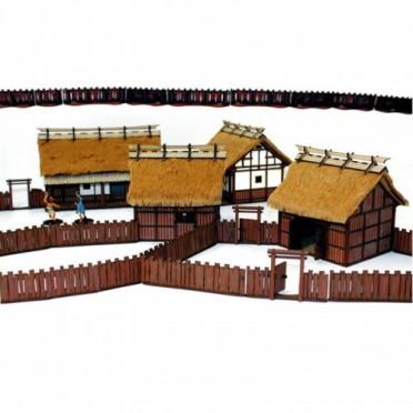 Shogunate Japan Village Collection