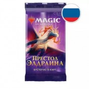 Boite de Magic the Gathering : Throne of Eldraine - Booster Russe