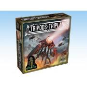Wings of Glory – Tripods & Triplanes : Starter Set