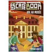 Escape Book Junior - Vol Au Musée