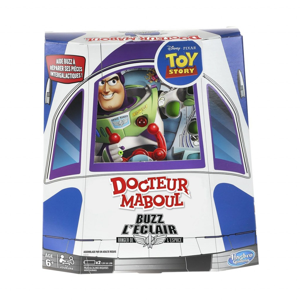 buy docteur maboul toy story 4 buzz l 39 eclair. Black Bedroom Furniture Sets. Home Design Ideas