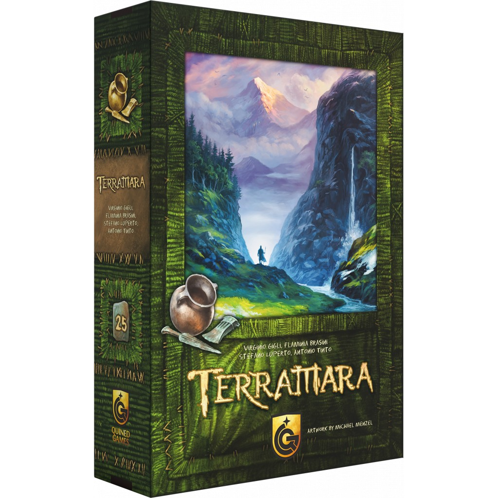Buy Terramara Boardgame Quined Games