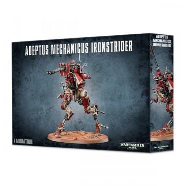 W40K : Adeptus Mechanicus Skitarii - Ironstrider