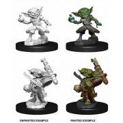 Pathfinder Deep Cuts - Male Goblin Alchemist