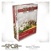 SPQR: Macedonia - Thureophoroi