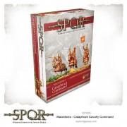 SPQR: Macedonia - Macedonian Cataphract command