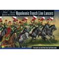 Napoleonic French Line Lancers 0