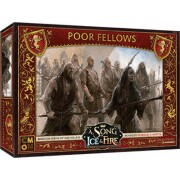 A Song Of Ice and Fire : Lannister Poor Fellows Expansion