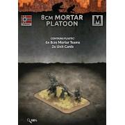 Flames of War - 8cm Mortar Platoon