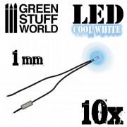 Green LED Lights - 2mm