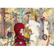 Puzzle - Rencontre en Forêt de Sophie Lebot - 24 Pièces
