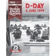 Strategy & Tactics Quarterly 6 - D-Day: 6 June 1944