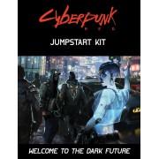 Boite de Cyberpunk Red - Jumpstart Kit