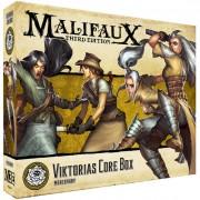Malifaux 3E - Outcasts - Viktorias Core Box