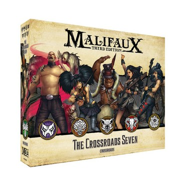 Malifaux 3E - Multi-Faction - Crossroads Seven