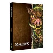 Malifaux 3rd Ed. Faction Book: Bayou
