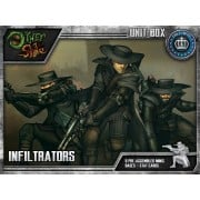 The Other Side - King's Empire Unit Box - Infiltrators