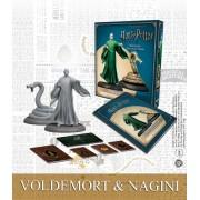 Harry Potter, Miniatures Adventure Game: Lord Voldemort & Nagini (copie)