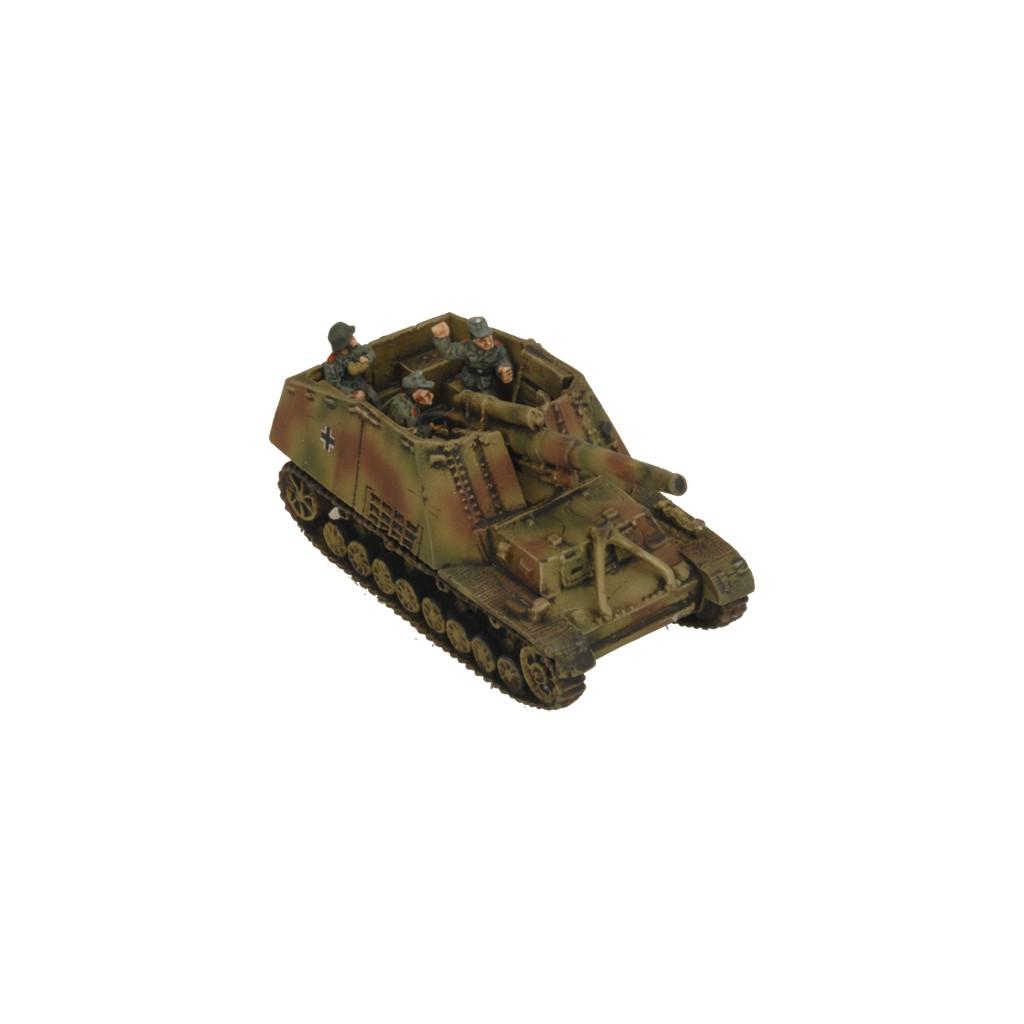 GBX158 Flames Of War Hummel Artillerie Batterie