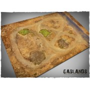 Terrain Mat Mousepad - Gaslands - 180x120