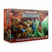 Warhammer Underworlds : Beastgrave - Champions de Dreadfane