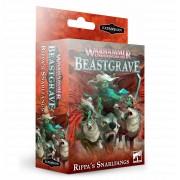 Warhammer Underworlds : Beastgrave - Les Crocs Saillants de Rippa