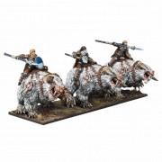 Kings of War - Northern Alliance: Frost Fang Cavalry Regiment