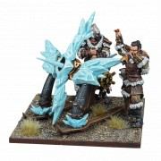 Kings of War - Alliance du Nord : Baliste du Peuple des Glaces
