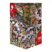 Puzzle Monaco Classics Loup – 1500 Pièces