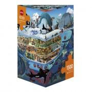 Puzzle Submarine Fun Oesterle – 1500 Pièces