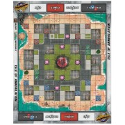 Monsterpocalypse - Isle of Annihilation Playmat