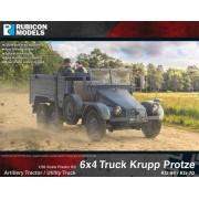 6x4 Truck Krupp Protze Kfz69 - Kfz70